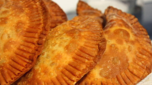 PASTELITOS {turnovers}